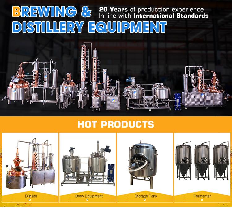 Paslanmaz Çelik ev mini demlemek fermenter 30L Mikro bira mayalama ekipmanı Bira Sanayi Ekipmanları