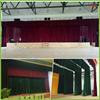 stage curtain handle decorative aluminum extruded frame curtain walls for decoration wholesale
