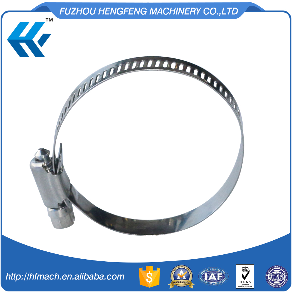 Standard Best Quality Inexpensive Hose Clamp Size Chart