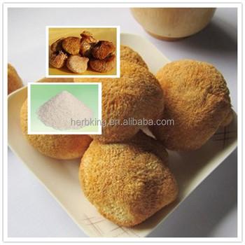 Best Quality hericium erinaceus mushroom Extract Polysacchrides lion's mane mushroom extract