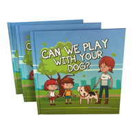 High quality best price hardcover children book printing