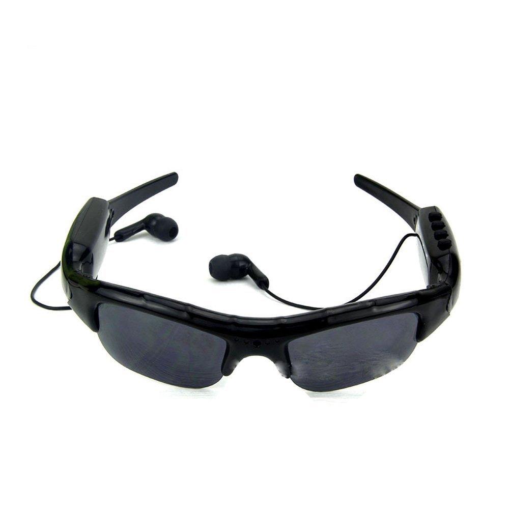 Mais recentes e Elegantes óculos de Sol Do Bluetooth fone de Ouvido Estéreo  com Bluetooth 4.1 c616b65abe