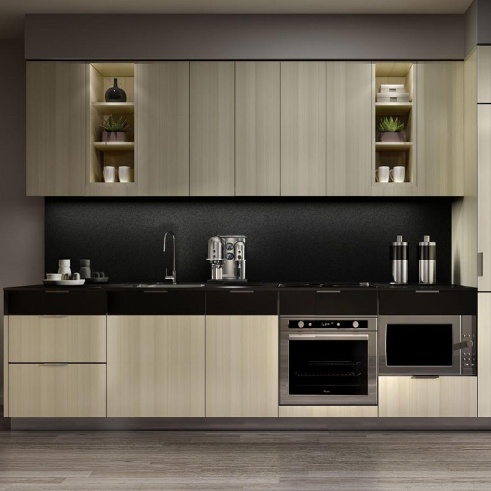 Marco De Aluminio Acp Puertas De Gabinete De Cocina - Buy Product on ...
