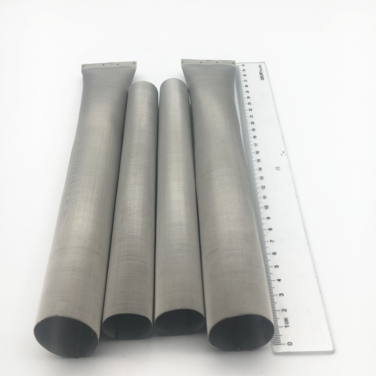 9 12 inch height SS304 316 316L mesh screen Terp Tube