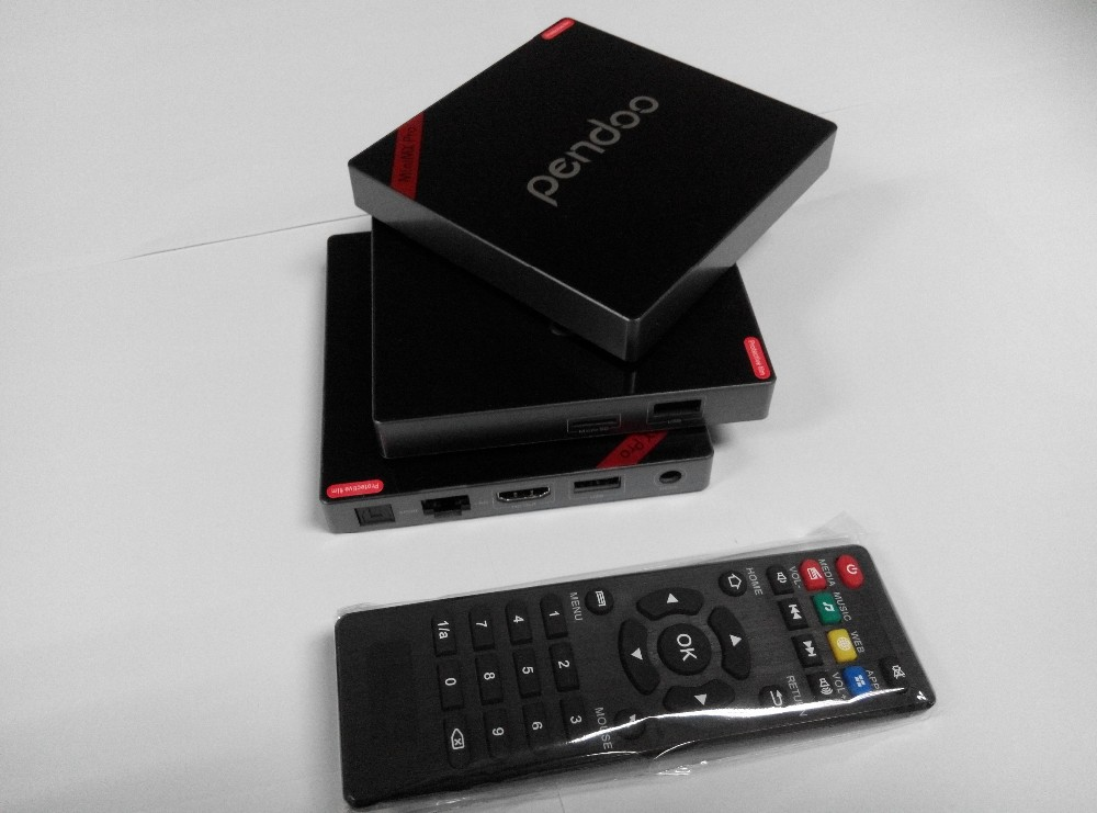 2018 play store download free Pendoo Mini Mx Pro am-logic s912 2GB 16GB BT 4.0 android 6.0 marshmallow tv box