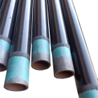 API 5L/ASTM A106/A53 GR.B 3PE COATING seamless steel pipe