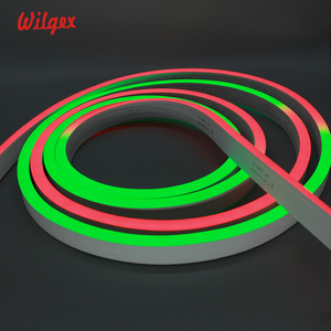 Outdoor Waterproof RGB UV Lumaflex Custom Mini Led Flexible Neon Strip Tube Light
