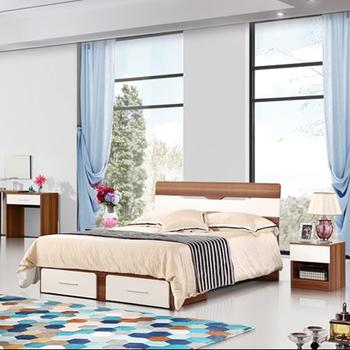 Children Bedroom/wooden Bed Models/latest Double Bed Designs