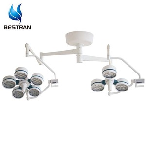 BT-LED3+5C surgical room high quality ce iso approved comfortable light surgical ceiling light medical equipment for sale