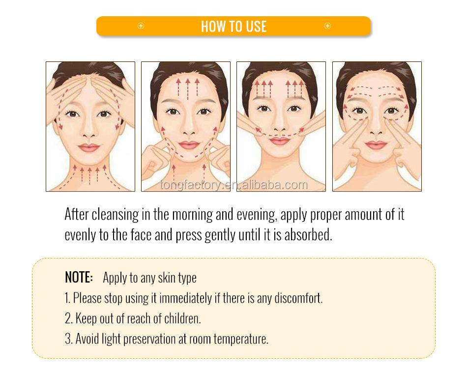 OMY LADY Anti Aging Face เซรั่มแคปซูลหกเปปไทด์เซรั่มสำหรับใบหน้า
