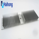 Silver customized aluminum heatsink led for street light