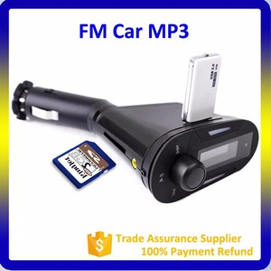Best USB Charger With LCD Display Wireless Transmitter MP3
