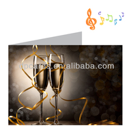 Corporate gifts Music greeting cards Experienced OEM service