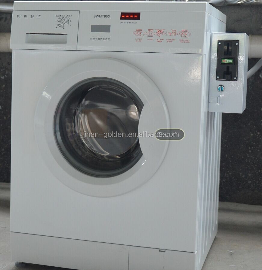 Token/coin/ic Card Front Load Washer/commercial Washing Machine - Buy Ic  Card Washing Machine,Commercial Washing Machine,Commercial Coin-operated