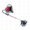 2 Stroke Petrol Engine Garden Farm Machine Backpack Mini Power Weeder