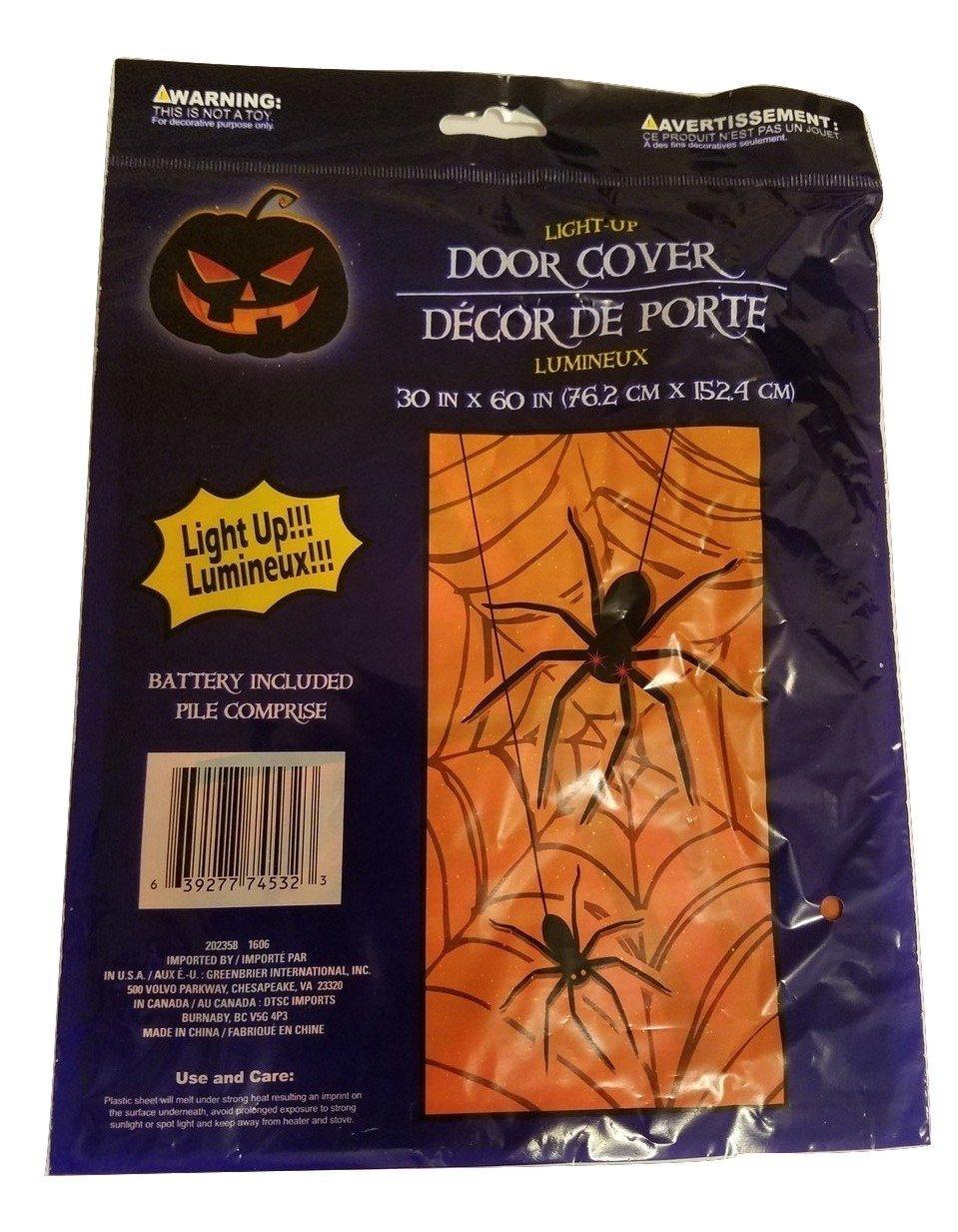 Buy Halloween Creepy Spooky Stickers Decor Door Home Window