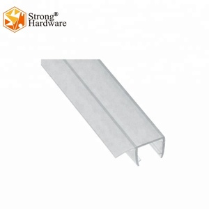 WP-H02 PVC U-Channel seals Magnetic window/door rubber water proof strip