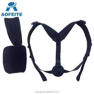 New Upgraded Adjustable Figure 8 Posture Corrector For Women and Men Improves Bad Posture and Shoulder Alignment