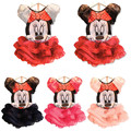 2016 New Baby Girls Sets Girls Minnie Mouse Clothing Set T shirts Children 2pcs Suit Retail