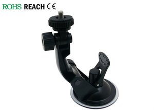 suction cup car dvr camera mount