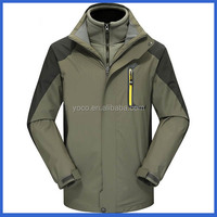 Winter waterproof men business casual jacket