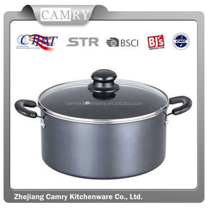 Dutch Oven, 8.5qt nonstick carbon steel casserole