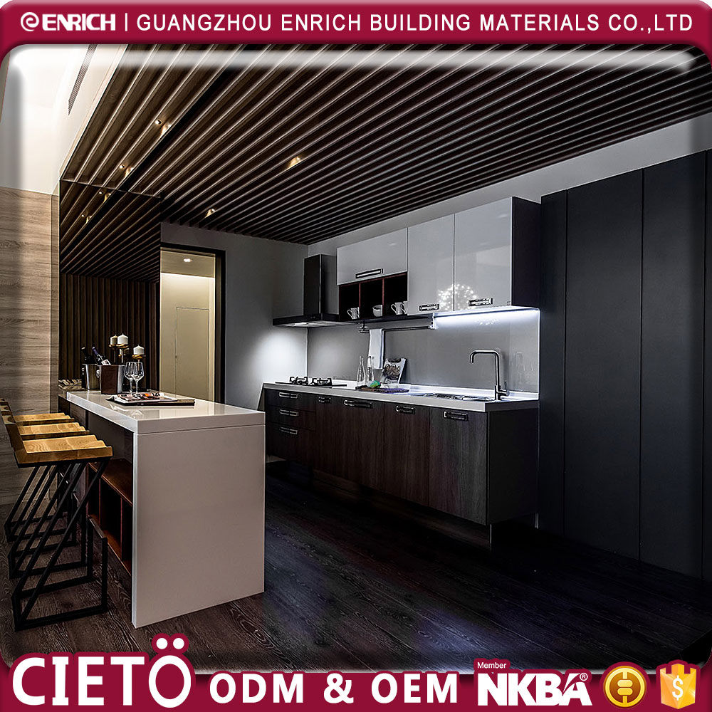 Melamine Kitchen Cabinets Melamine Faced Chipboard Kitchen Cabinets Melamine Faced