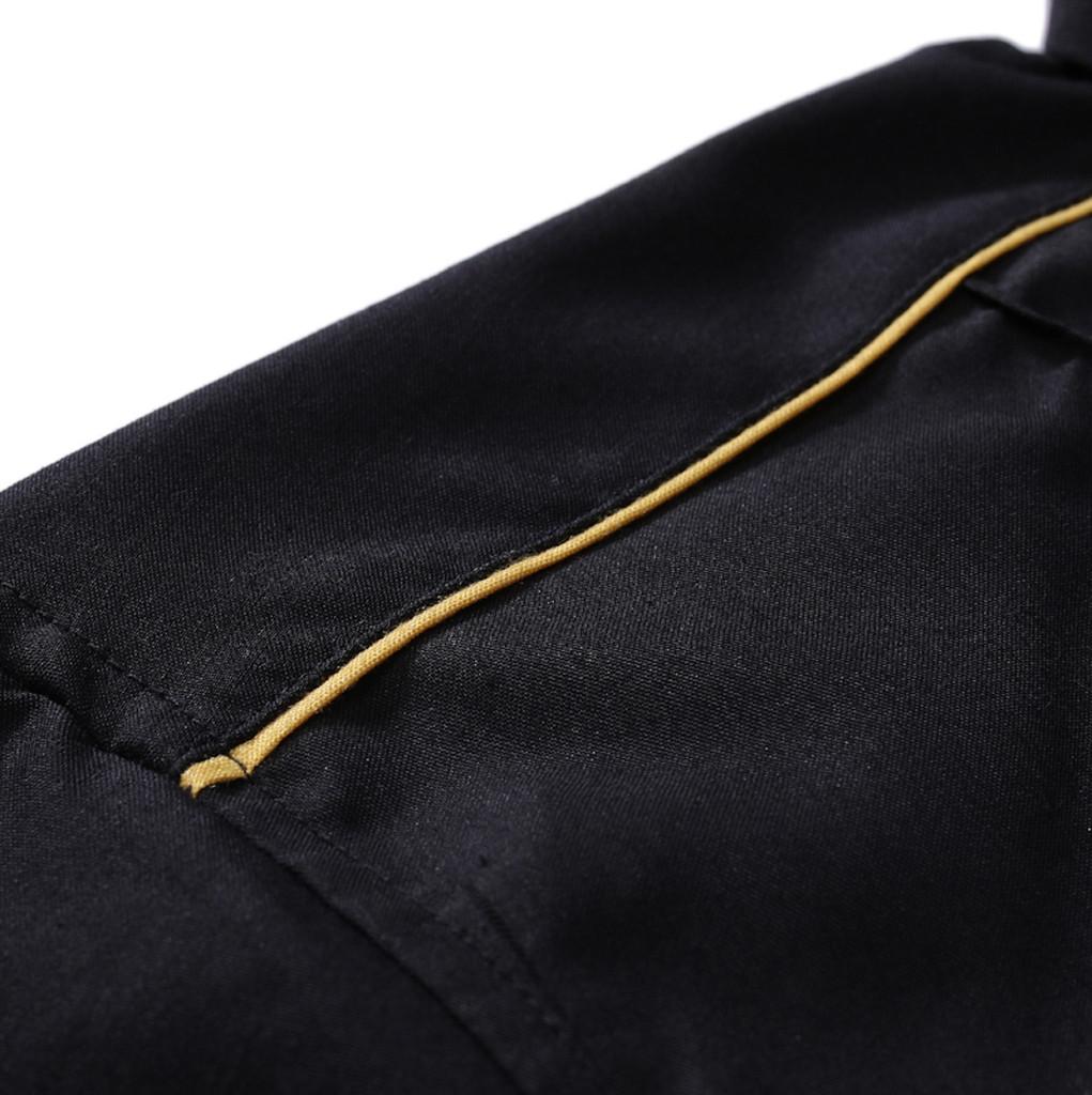 37f9c19cb0b3b5 2019 Black Top Long Sleeve Menplus Size Black Top Tops And Blouses ...