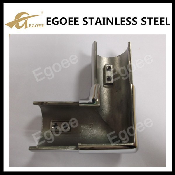 ss304 316 Round steel tube elbow connectors,Stainless steel elbow