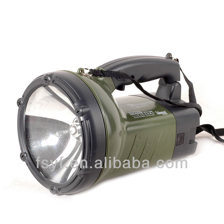 High safety 8 inch 9-32V HID Work Light, searching hid light