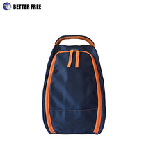 Factory price Wholesale custom tote dust golf shoe carrier bag