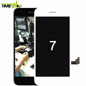 repair parts for iphone 7 lcd for iphone 7 touch digitizer original lcd from Timeway