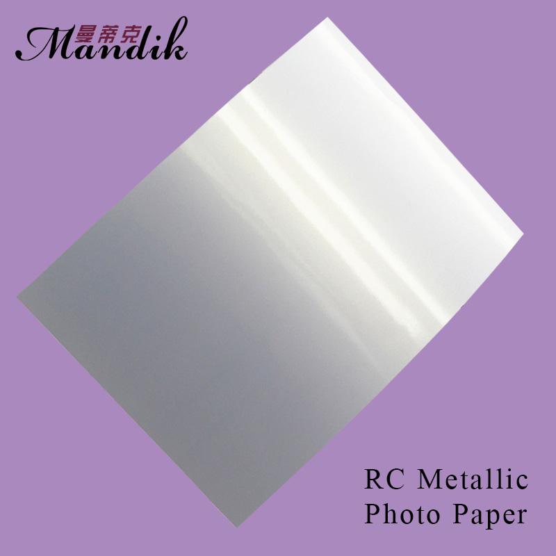 печать фотографий на бумаге металлик высокая стойкость снеговым