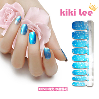 Authentic KIKILEE nail polish 18 double-ended strips