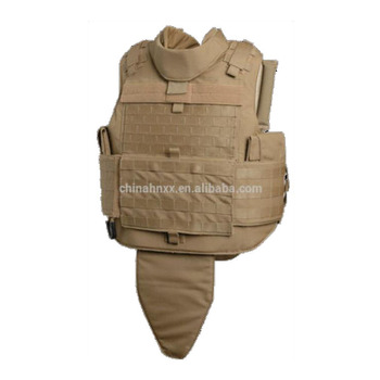 bulletproof full body armor