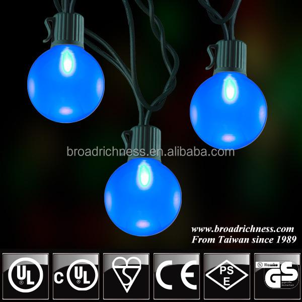 Christmas Lights G40 Led Globe String Lights