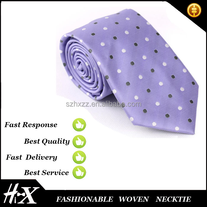 Stripe style moq 100 polyester woven necktie made in China