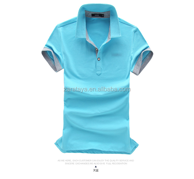 Men Gender And T-shirts Product Type Polo Shirts China ...
