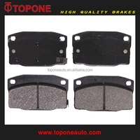 atv brake pad For DAEWOO Auto Parts 9610 1972 5, D378