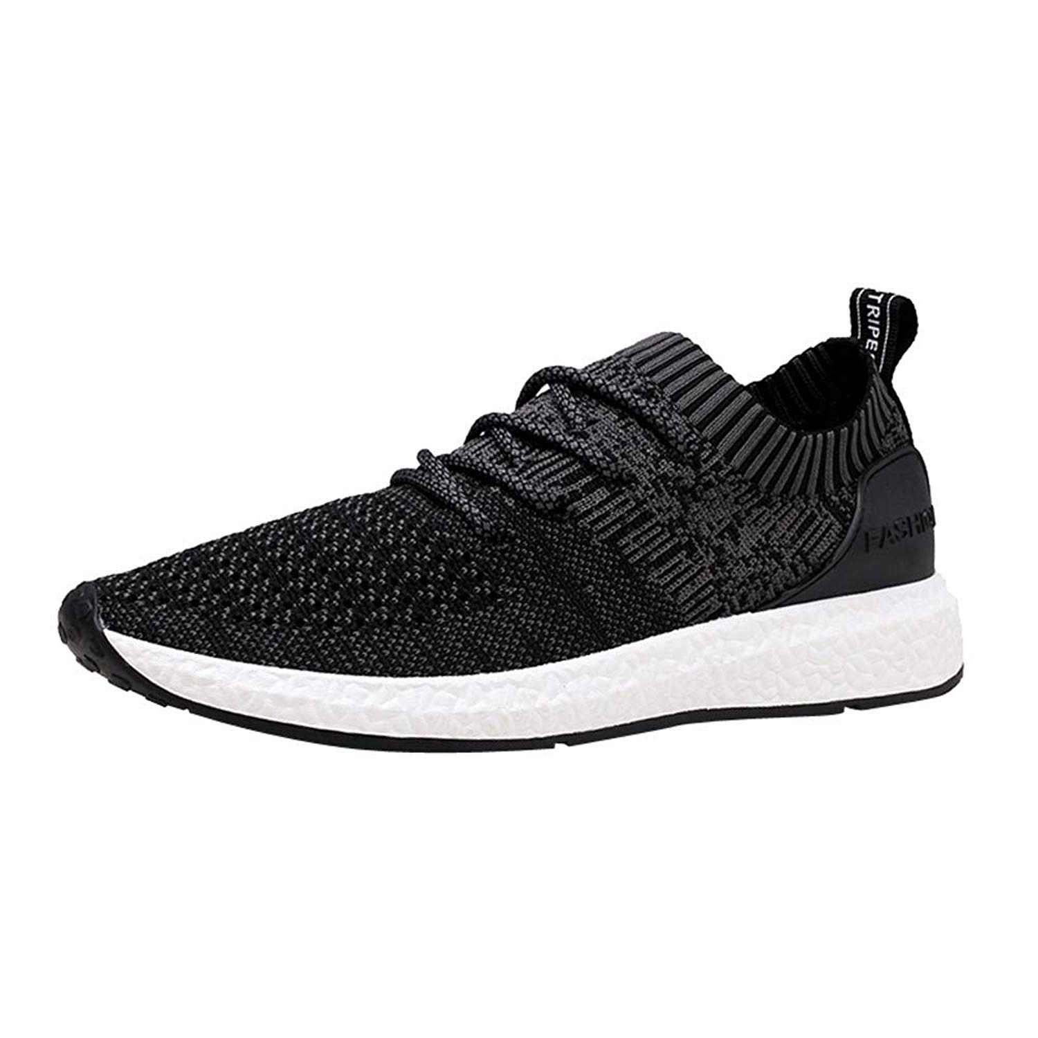 Sneakers for Men,Clearance Sale!Caopixx Men's Breathable Running Shoes Casual Walking Training Sports Athletic Shoes