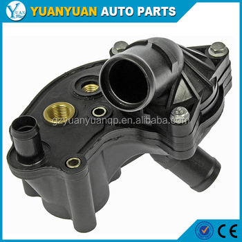 Yu3z 8a586 Ah 2l2z 8592 Ba Full Thermostat Housing For Ford Explorer Ford Ranger Mercury Mountaineer 4 0l Buy Full Thermostat Housing With Sensor F