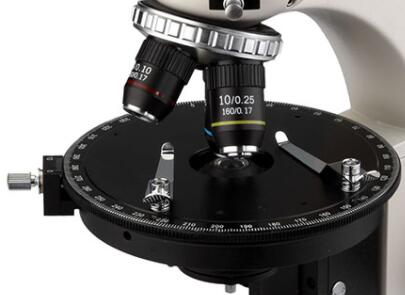 WF 10X-18mm polarized light microscopes