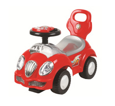 sliding baby car with music / toddlers swing car wholesale manufacturer