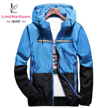 Fashion capuchon windjack print militaire <span class=keywords><strong>winter</strong></span> motorfietsen ski reflecterende waterdicht softshell bomber jacket voor mannen