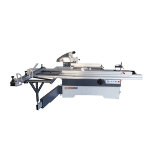 KI400L High Precision wood cutting sliding table saw machine for panel