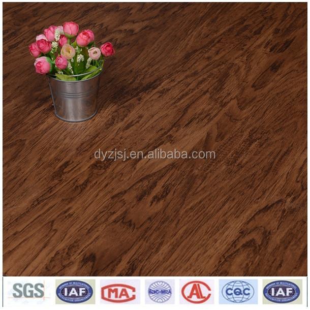 Vinyl Wooden Texture Recycled Pvc