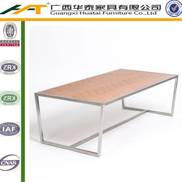 Oak Coffee Table(TB-01) Solid Oak Coffee Table