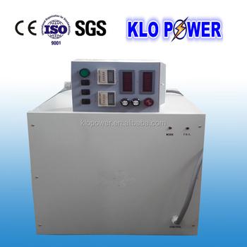 Electrolysis Rectifier Power Supply High Voltage Igbt Technology High  Efficiency Salt Water Nacl Electrolysis Equipment - Buy Water Electrolysis