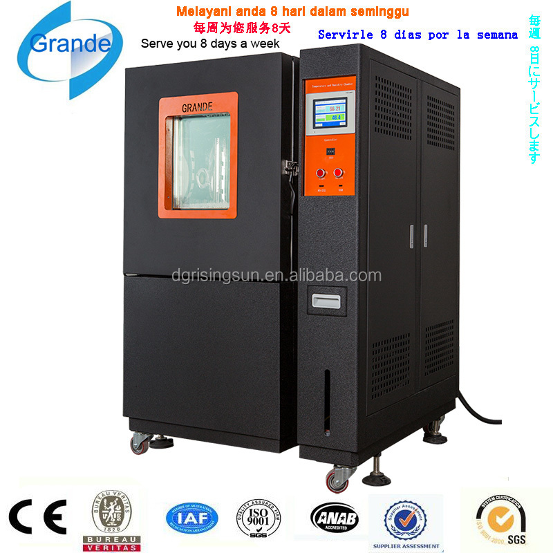 High Low Temperature Chamber Environmental Thermal Shock Charpy Impact Test Cooling Machine
