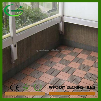 Balcony Waterproof Outdoor Plastic Floor Covering Tiles Buy